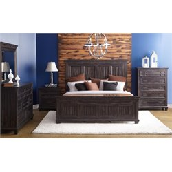 Elements Steele 4 Piece Bedroom Set