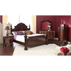 Elements Victoria 5 Piece Bedroom Set