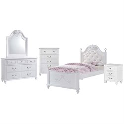 Elements Annie 5 Piece Bedroom Set