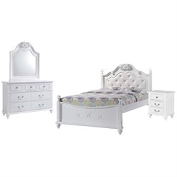 Elements Annie 4 Piece Bedroom Set