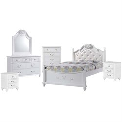 Elements Annie 6 Piece Bedroom Set