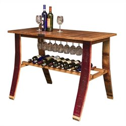 Napa East Collection Wine Country Tasting Table