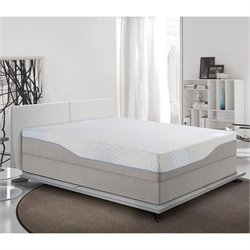 Primo Nordic Breeze Gel Infused Memory Foam Mattress