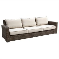 Sunset West Coronado Sofa in Driftwood