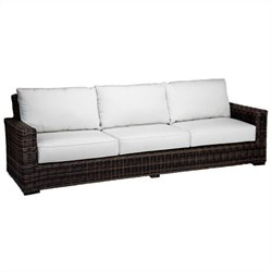 Sunset West Montecito Sofa in Cognac