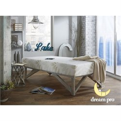 Dream Pro™ Recharge 9 Inch Gel-Infused Twin Memory Foam Mattress