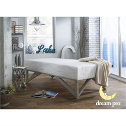 Dream Pro™ Restore 10 Inch Gel-Infused Twin Memory Foam Mattress
