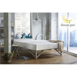Dream Pro™ Restore 10 Inch Gel-Infused Queen Memory Foam Mattress
