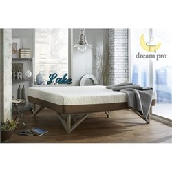 Dream Pro™ Restore 10 Inch Gel-Infused Cali King Memory Foam Mattress