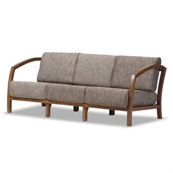 Velda Sofa in Gravel