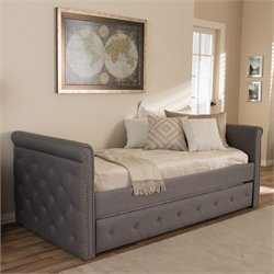 Swamson Twin Daybed in Gray