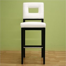 Faustino Barstool in Cream