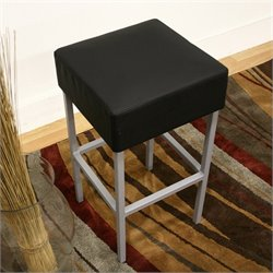 Andante Counter Stool in Black