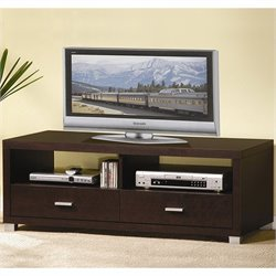 Derwent TV Stand in Dark Brown