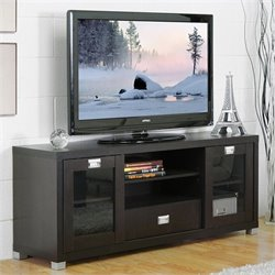 Matlock TV Stand in Dark Brown