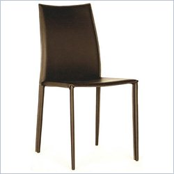Rockford Dining Chair in Brown (Set of 2)