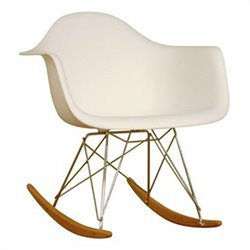 Rocking Chair in White