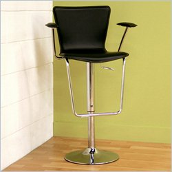 Bar Stool in Black