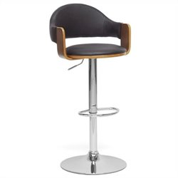 Berne Bar Stool in Black