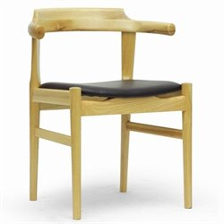 Lausch Dining Chair in Natural (Set of 2)
