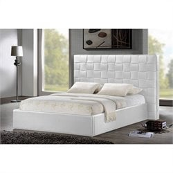 Prenetta Queen Bed in White