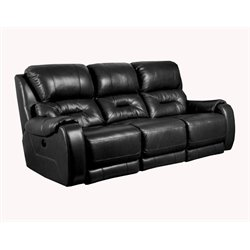 Sting Reclining Sofa Sofa in Surreal Night