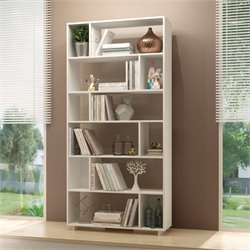 Manhattan Comfort Maringa 12 Shelf Bookcase