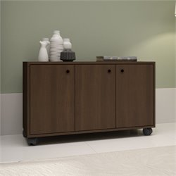Manhattan Comfort Dali 3 Shelf Sideboard