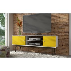 Manhattan Comfort Salem Splayed Leg TV Stand