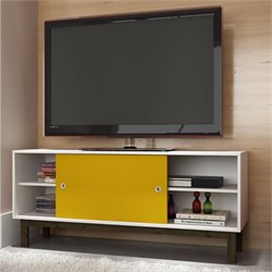 Manhattan Comfort Solna Splayed Leg TV Stand