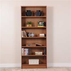 Manhattan Comfort Greenwich Trente 6 Shelf Bookcase