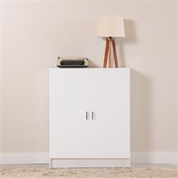 Manhattan Comfort Greenwich Grande 3 Shelf Cabinet