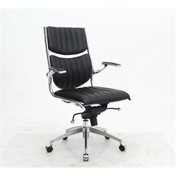 Manhattan Comfort Verdi Ergonomic Office Chair (Set of 2)
