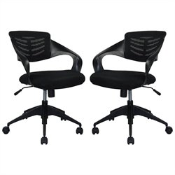 Grove Office Chair in Black