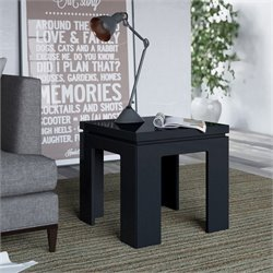 Manhattan Comfort Bridge 1.0 Series Square End Table
