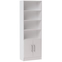 Manhattan Comfort Catarina 6 Shelf Bookcase
