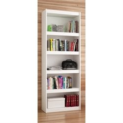 Manhattan Comfort Parana 3.0 Series 5 Shelf Bookcase