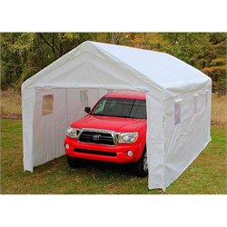 King Canopy 10' x 20' Canopy Sidewall Kit with Windows