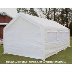 King Canopy 12' x 20' Canopy Sidewalls with Bug Screen