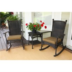 Tortuga Outdoor Portside 2 Piece Patio Bistro Set