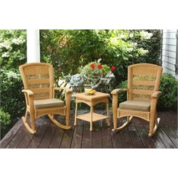 Tortuga Outdoor Portside 2 Piece Plantation Patio Bistro Set