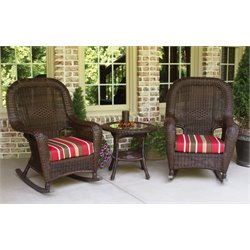 Tortuga Lexington 3 Piece Patio Bistro Set