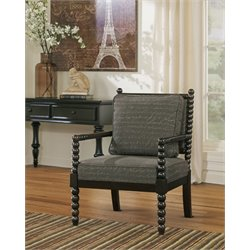 Ashley Milari Accent Chair in Umber