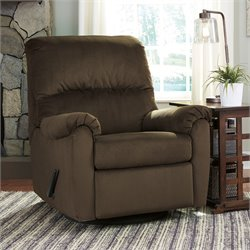 Ashley Furniture Bronwyn Swivel Glider Recliner