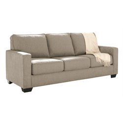 Ashley Furniture Zeb Sleeper Sofa in Quartz