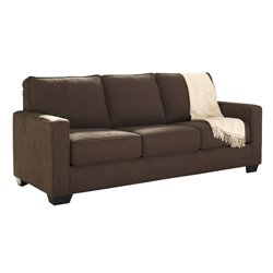 Ashley Furniture Zeb Sleeper Sofa in Espresso