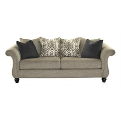 Ashley Jonette Sofa in Stone