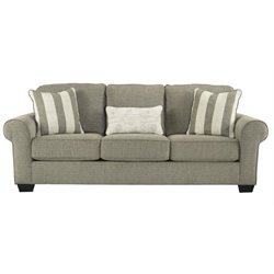 Ashley Baveria Sofa in Fog