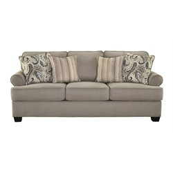 Ashley Melaya Sofa in Pebble