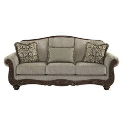 Ashley Cecilyn Sofa in Cocoa